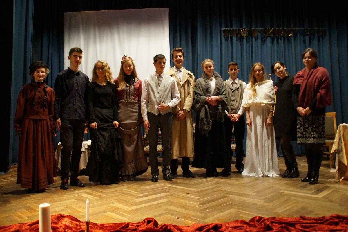 Uroczystość Święta Szkoły 10.11.2016 – Galeria