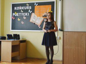 Agnieszka wyróżniona w konkursie