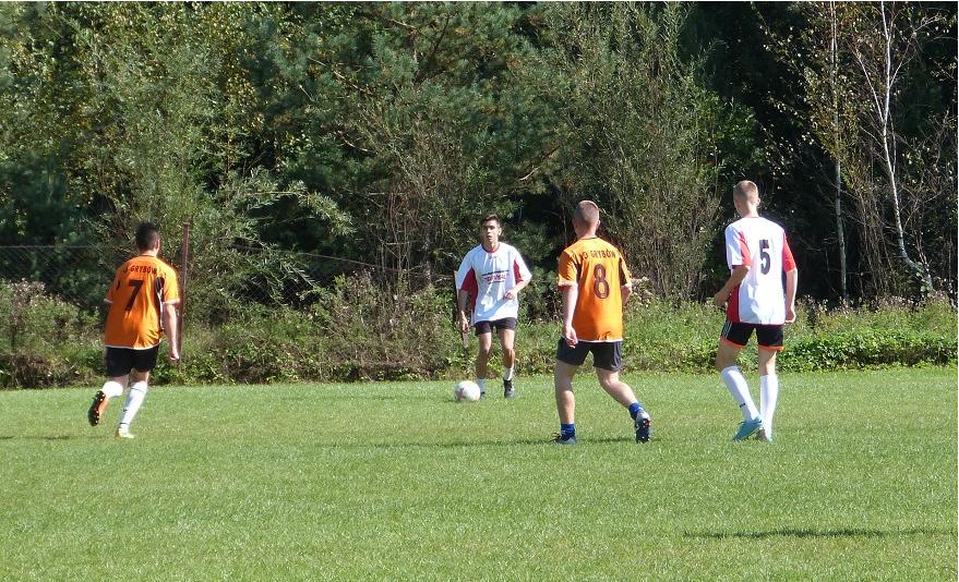 LO w Grybowie Mistrzem Powiatu w piłce nożnej – Galeria
