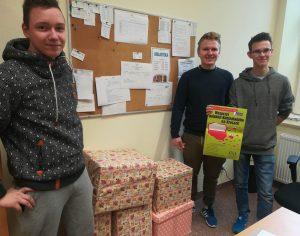 Liceum pomaga polskim Kombatantom na Kresach