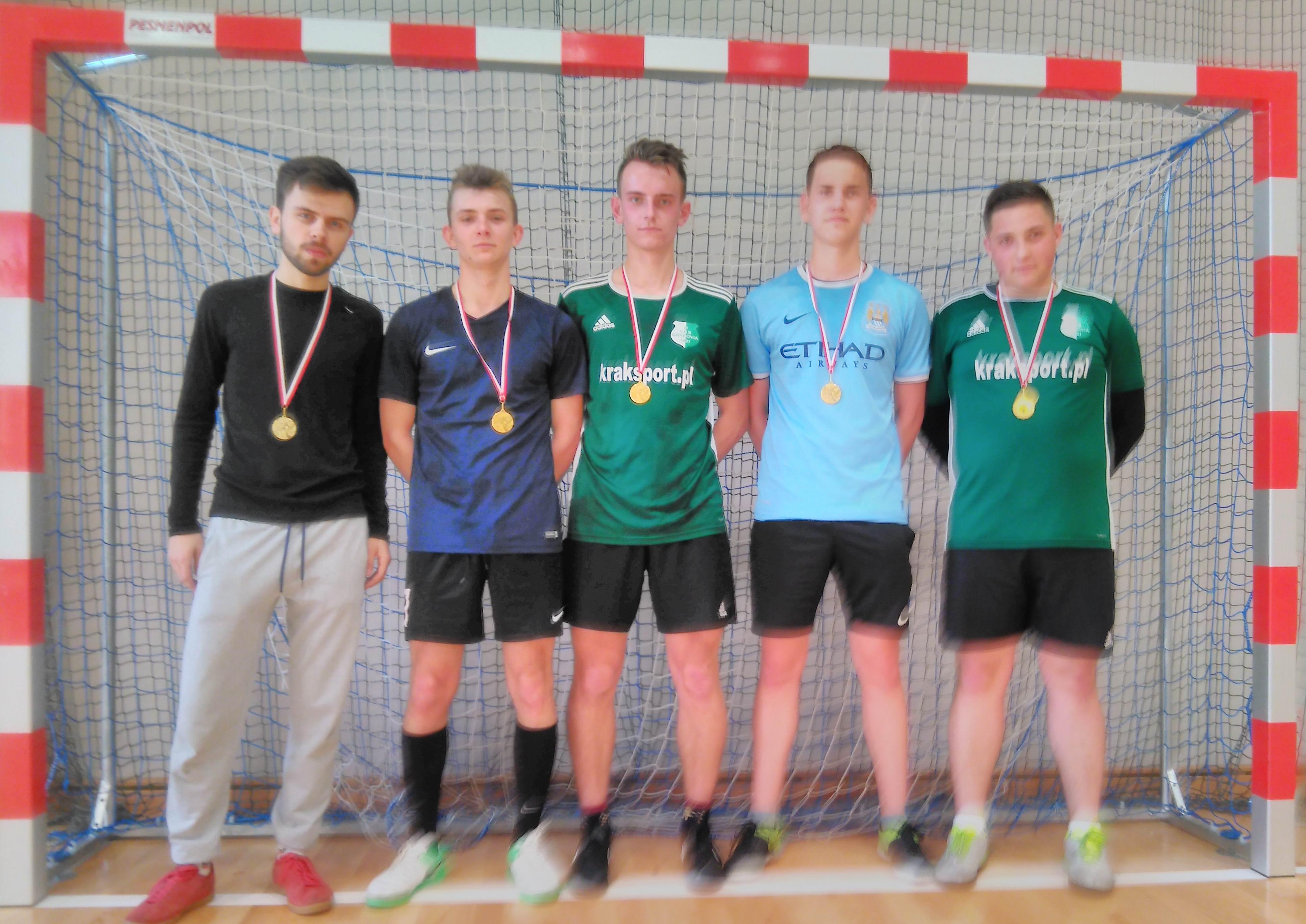 Halowe Mistrzostwa w Piłce Nożnej Chłopców
