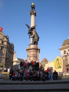 Pomnik Adama Mickiewicza (Prospekt Swobody)