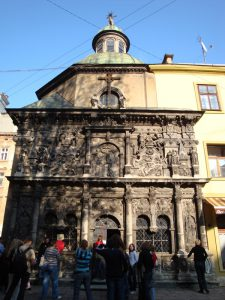 Kaplica Boimów