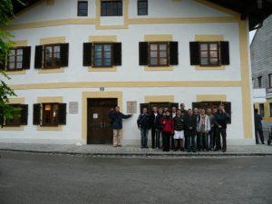 Dom rodzinny papieża Benedykta XVI