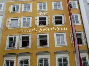 Dom narodzin Mozarta