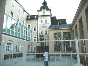 Klasztor Misjonarzy MSC