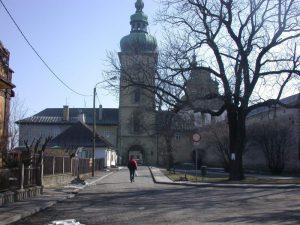 Klasztor Klarysek w Starym Sączu