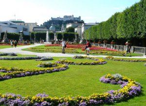 Ogród Mirabell